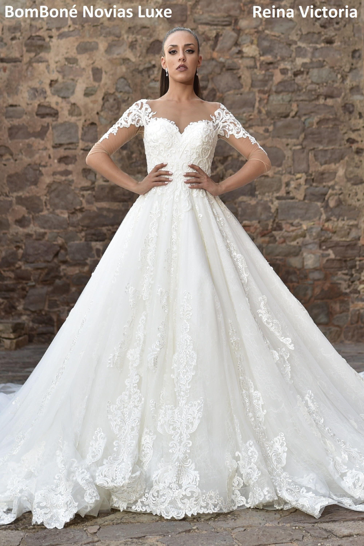 Nombres de cortes de vestidos de novia
