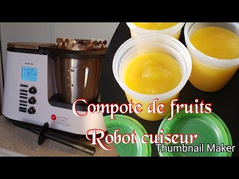 recette robot monsieur cuisine