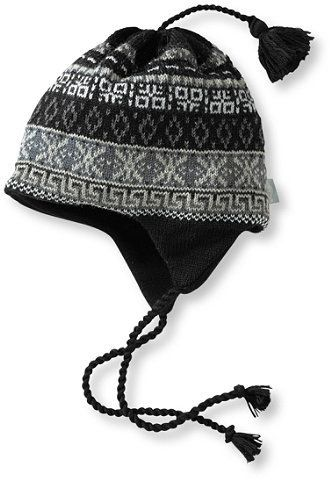 L.L. Bean Turtle Fur Hawkeye Hat with Ear Flaps  8228f583e2dc