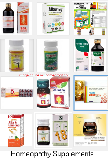 Tonics, Tablets, Powder with #alfalfa, #spirulina, #ginseng