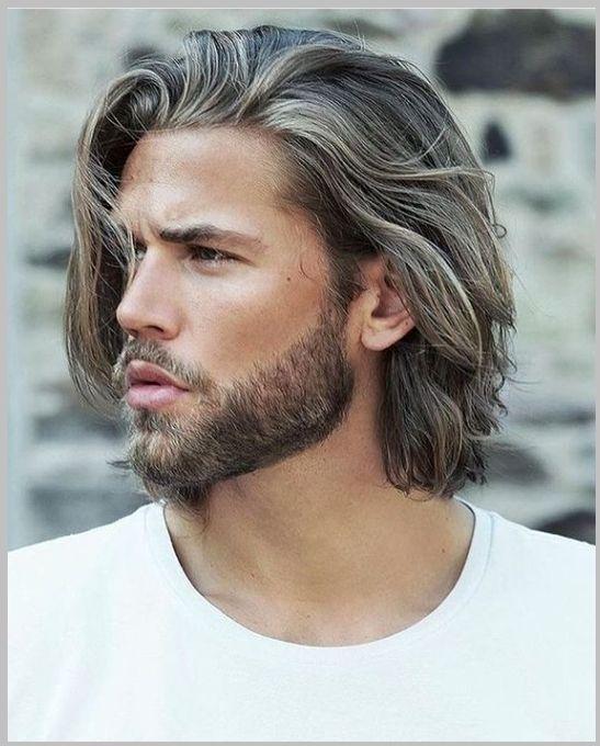 15+ Coiffure homme cheveux long idees en 2021