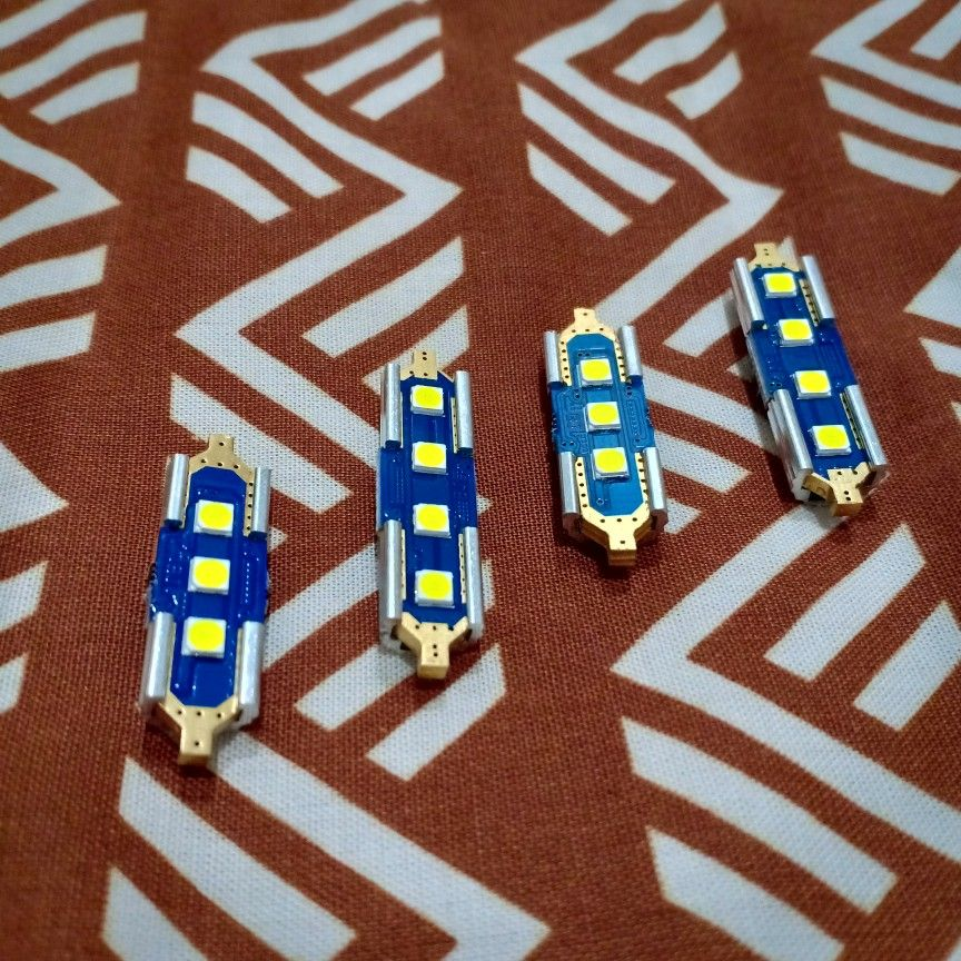 Led Mini Festoon Canbus Smd 3030 Lampu Led Lampu Produk