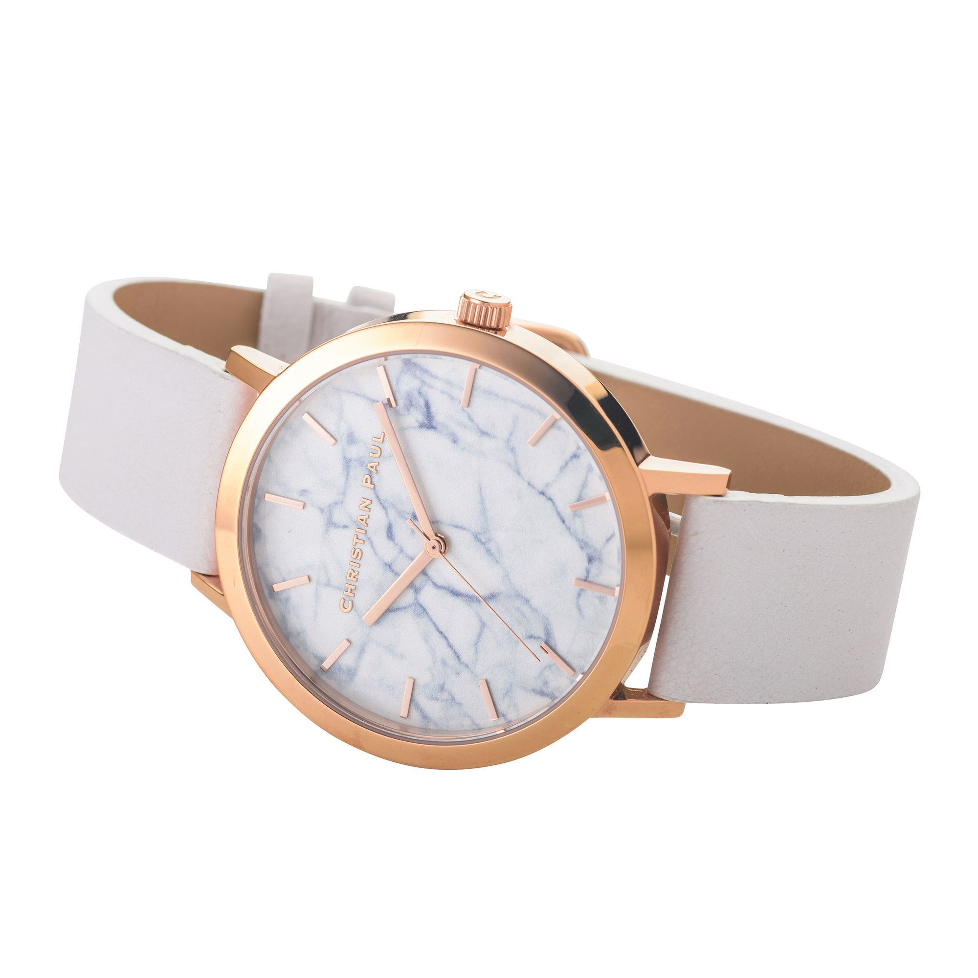 ashfield peach silver watches in pin petite classic collection the