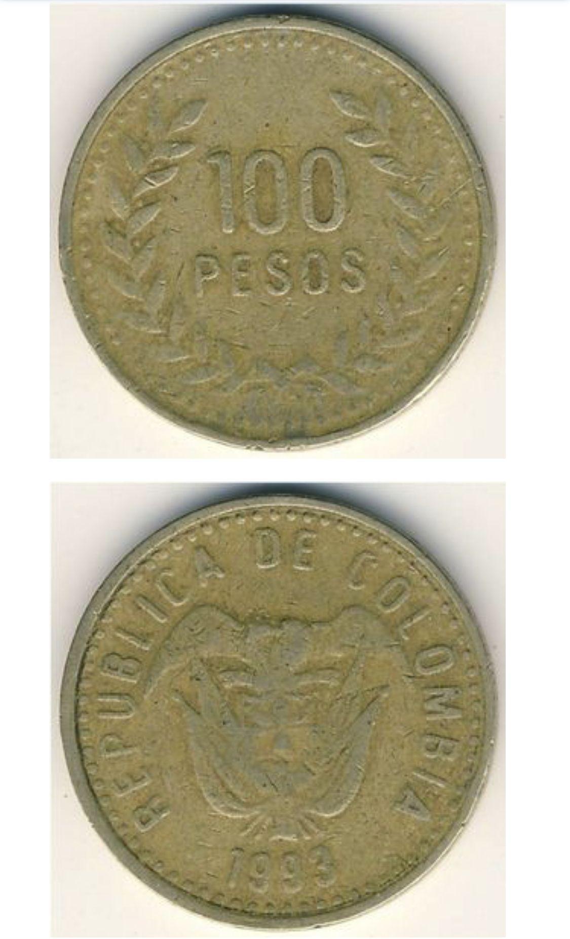 Pin De Lera Balch En Monety Monedas 100 Pesos Billetes