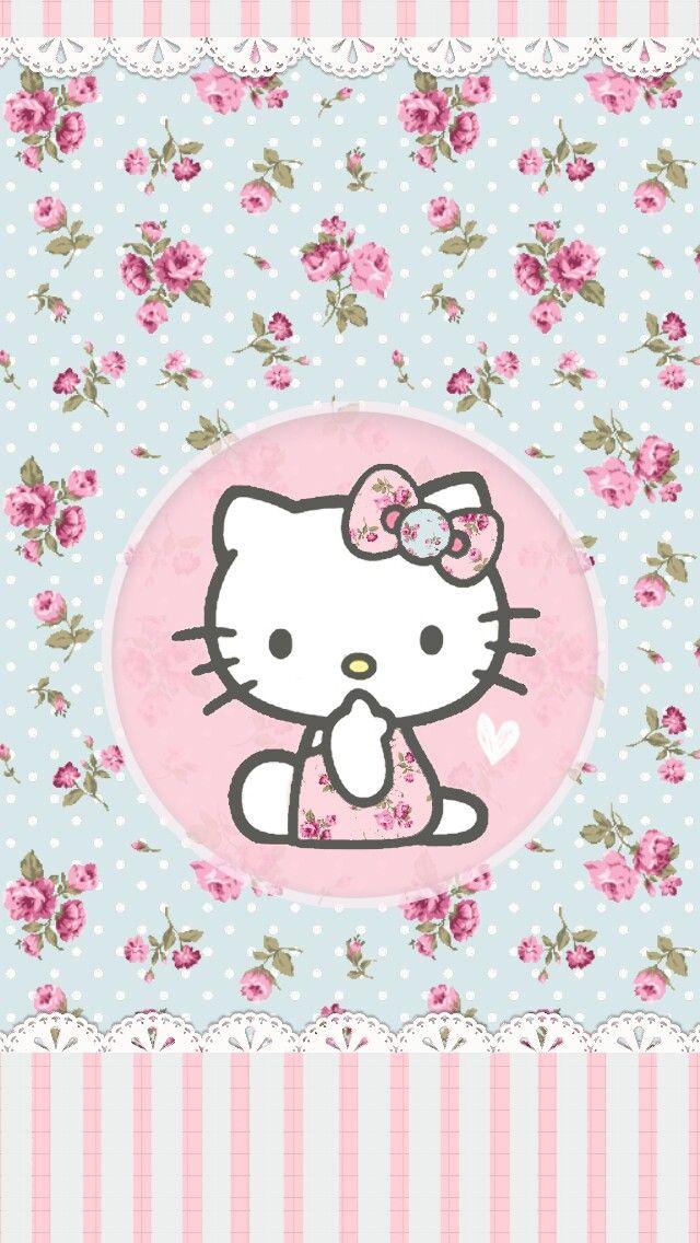 Hello Kitty | Wallpaper | Pinterest | Hello kitty, Kitty and Cat