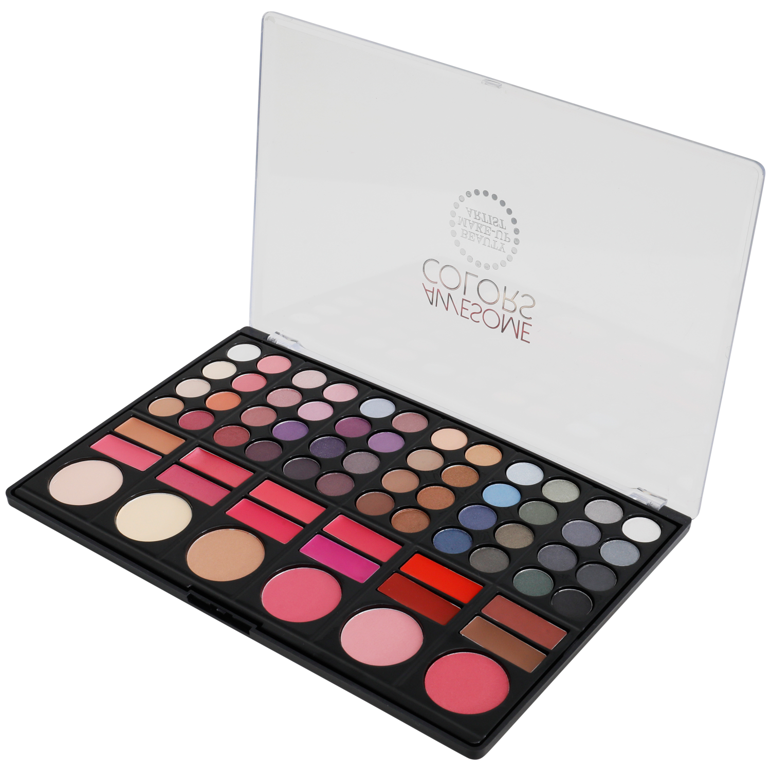 Qentissi Exclusive makeup palette Makeupideeën, Make
