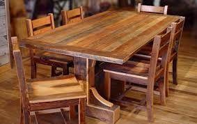mesas rusticas en madera - Buscar con Google   Ideas   Mesa madera ...