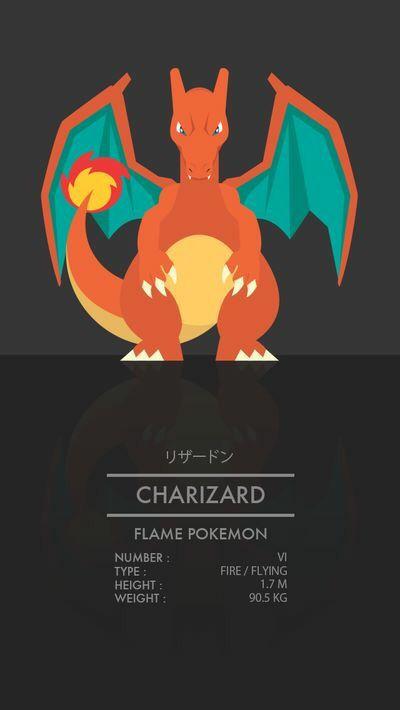 Charizard IPhone Wallpaper