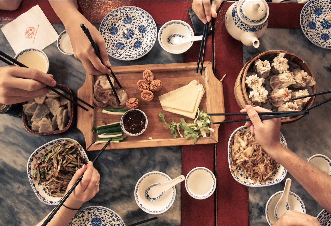 Gorge yourself with Beijing delicacy and enjoy the feast with us! #Beijing #China #food