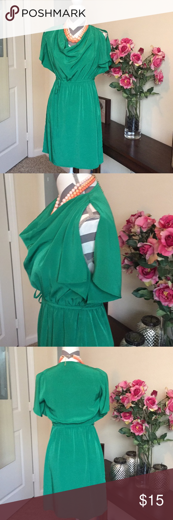 Mossimo For Target Green Dress Green Dress Target Dresses Clothes Design [ 1740 x 580 Pixel ]