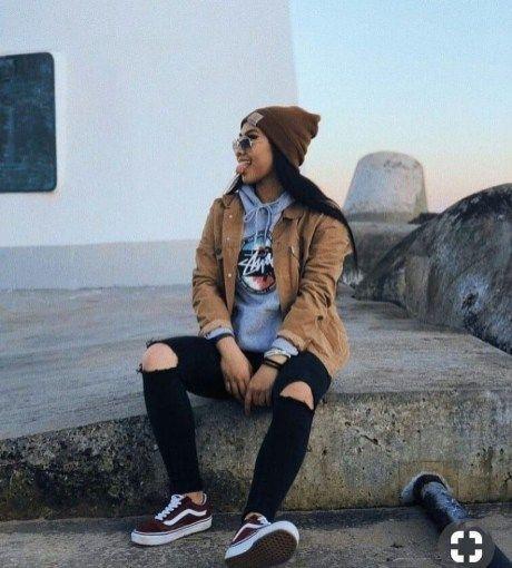 Skater Girl Outfits Tomboys + Skater Girl Outfits