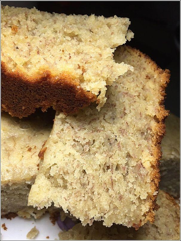 Super Moist Rice Cooker Banana Cake Recipe Cake Cupcakes 蛋糕 小