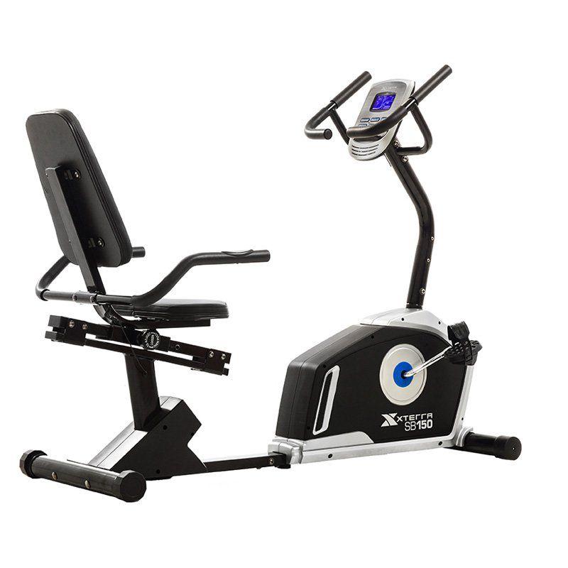Xterra Sb150 Recumbent Bike 115316 Recumbent Bike Workout