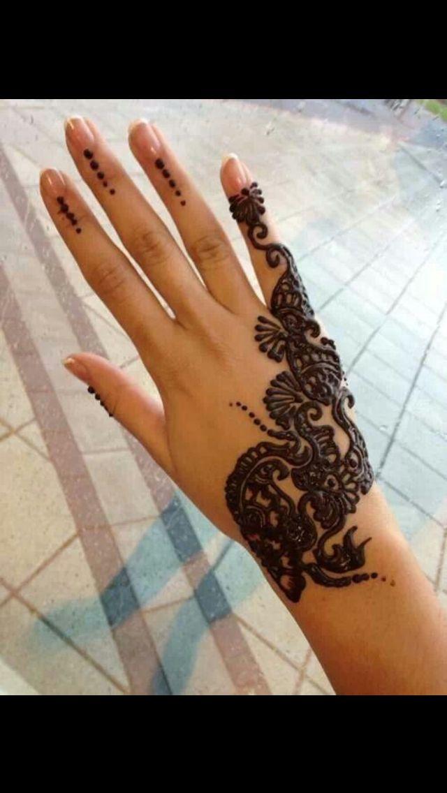 Henna Tattoo Ink Smeared: Henna Designs By Joyce-Elena Browne On Henna