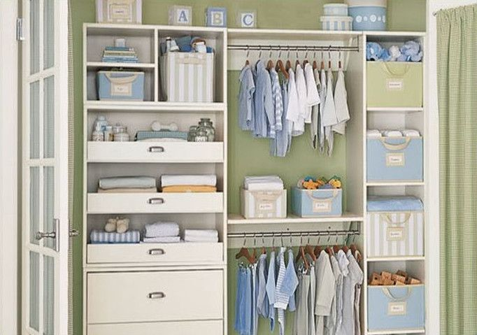 Charmant Baby Clothes Closet Organizer   Baby Closet Organizer And How To .
