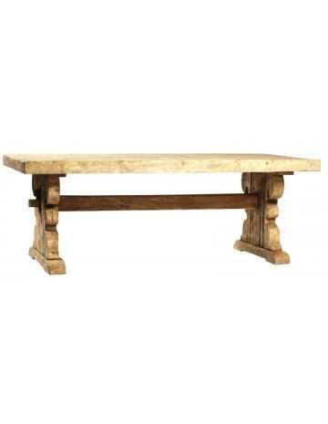 SAN MARINO DINING TABLE - Fine Dining Room Tables - Dining Room
