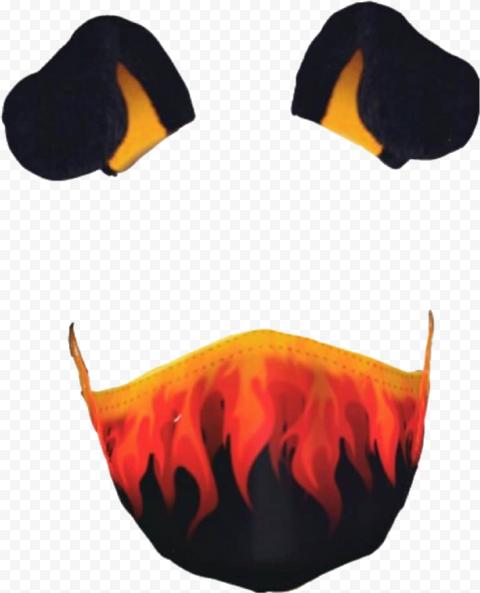 Snapchat Dog Surgical Mask Filter Ears Png Image Png Images Image Animal Categories
