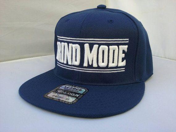 Snapback Hat Flat Bill Hip Hop