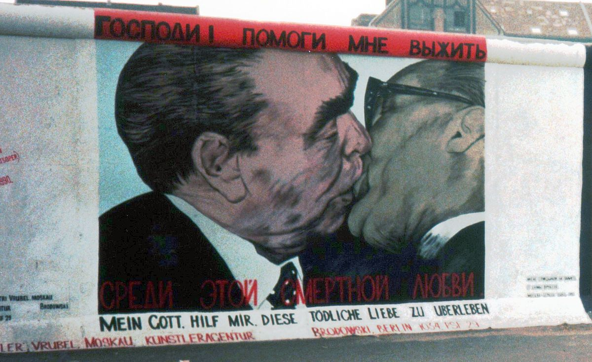 East Side Gallery Wikipedia East Side Gallery Berlin Berlin Wall