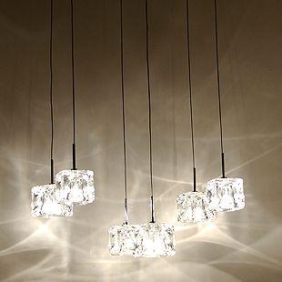 Crystal Pendant Light Dining Room Pendant Light Fashion Crystal