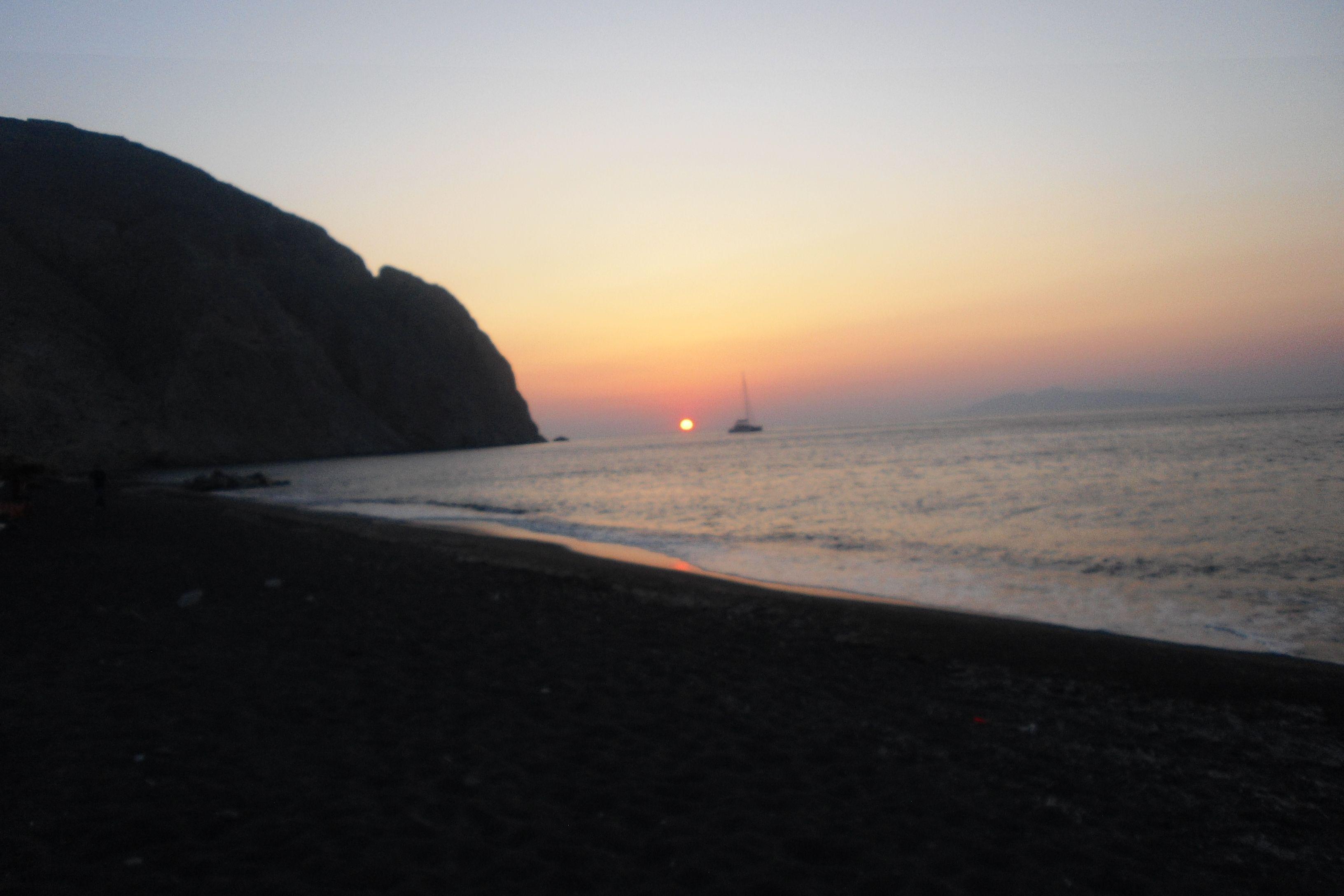 Alba a Santorini... esperienza unica Sunrise in Santorini... unique experience