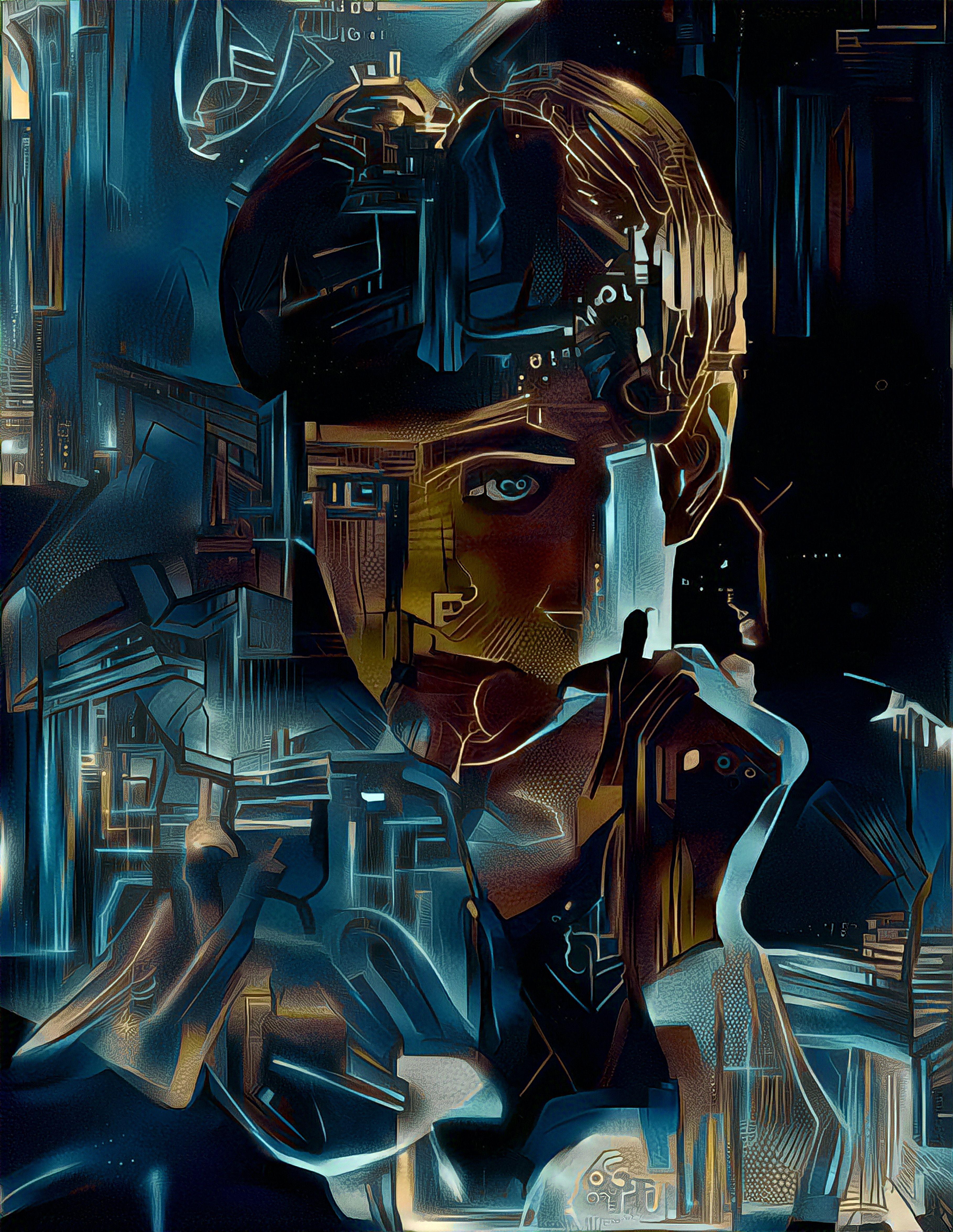 Bladerunner Rachael Sean Young Blade Runner Blade Runner Art Pop Culture Art