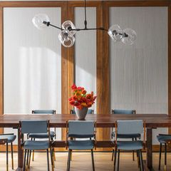 contemporary dining room by Design Development NYC
