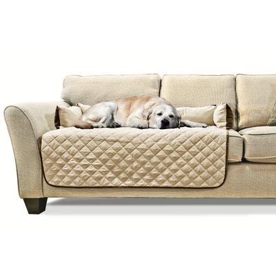 furhaven buddy quilted box cushion sofa slipcover products box rh pinterest com