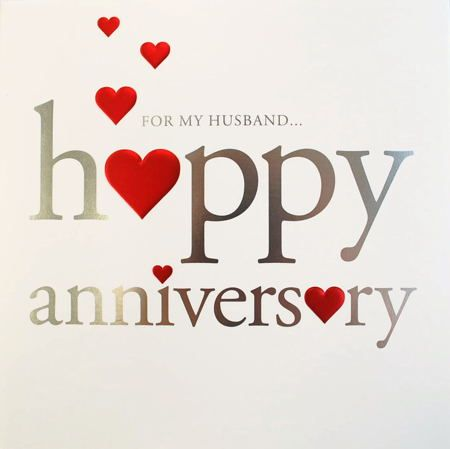 Anniversary Cards are the best way to send personalized Happy - print anniversary card