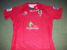 318bb918d35 2014 Queensland Reds BNWT New Rugby Union Shirt Adults 3XL ...