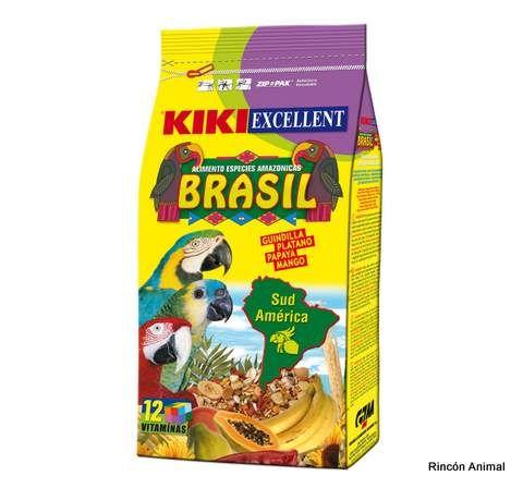 Complementos para animales - KIKI BRASIL Especies amazónicas - Complementos para animales