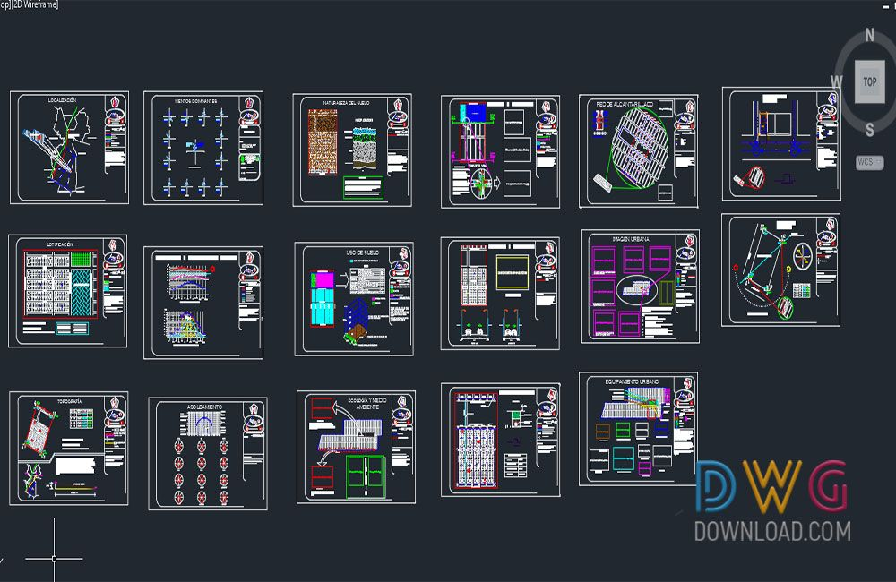 Solar Analysis Of Site. And about architectural detail dwg, building ...