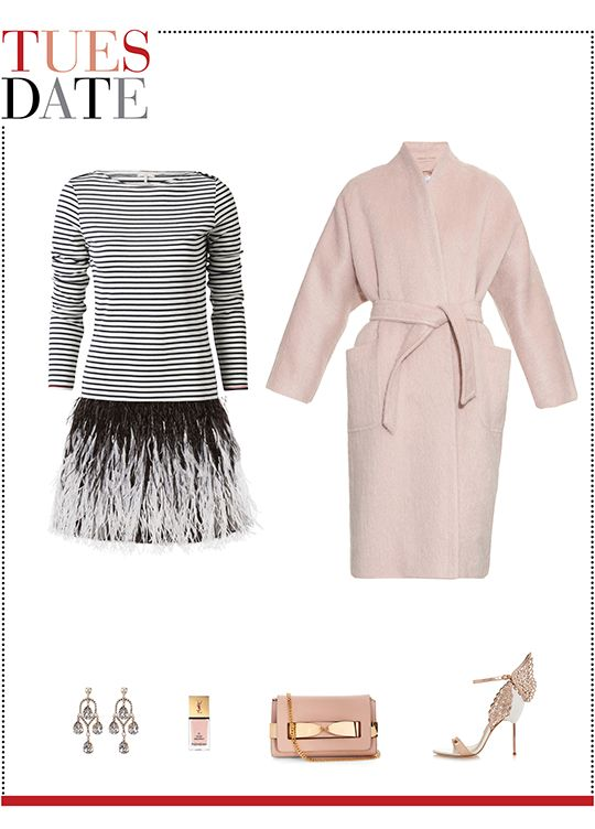 325a961ad98 Mizhattan - Sensible living with style   MIZZY S WEEKLY WARDROBE  Oilily  Striped Top