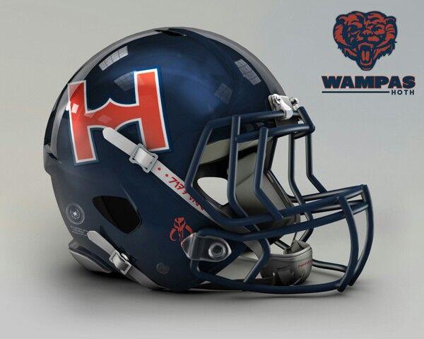Nfl bears =wampas