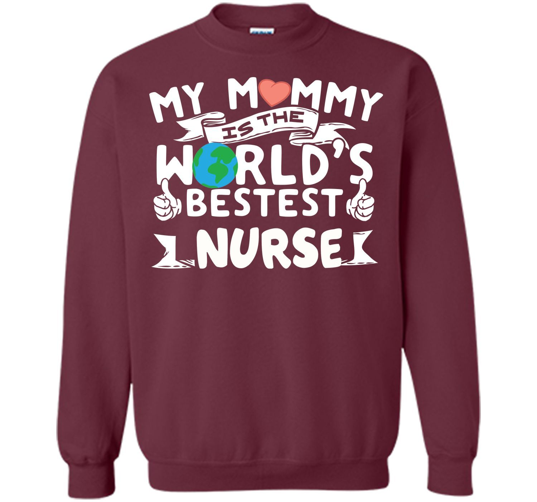 Mom Is Best Nurse T-Shirt