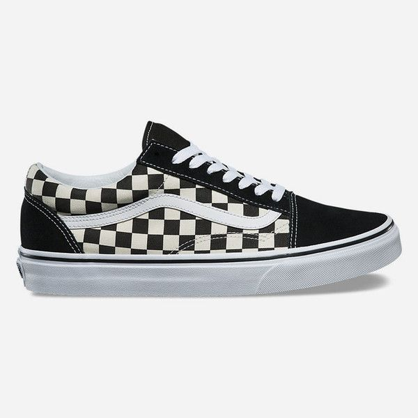 c020d33e3b Vans Old Skool Shoes (175.155 COP) ❤ liked on Polyvore featuring shoes