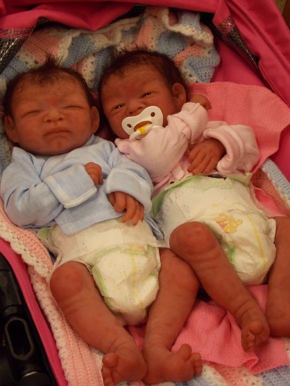 Silicone Reborn Babies