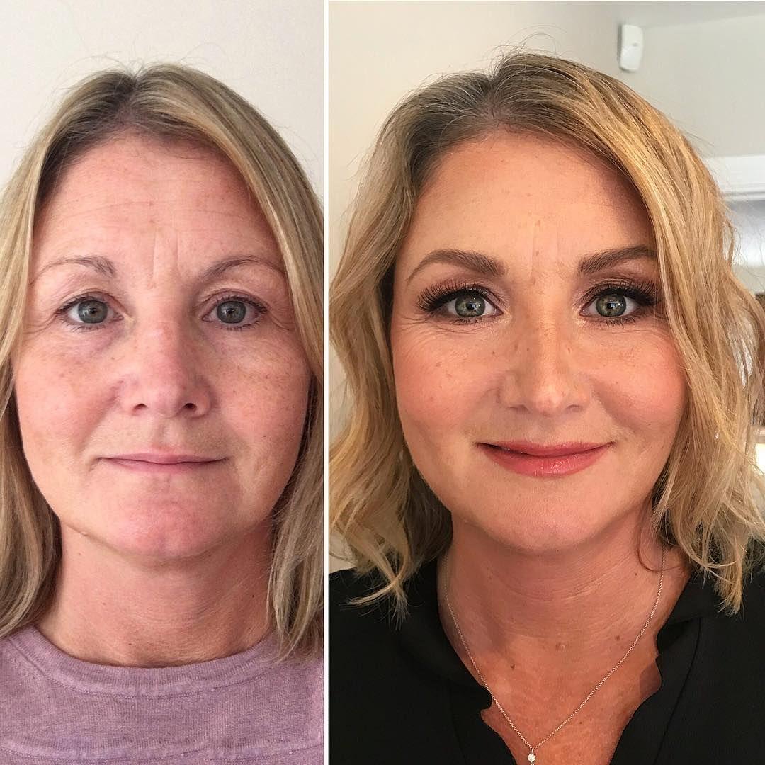 After Her Mom S Makeover Went Viral On Reddit Makeup Artist Callista Lorian Shared Her Bes Makeup For Older Women Makeup Tips For Older Women Best Makeup Tips