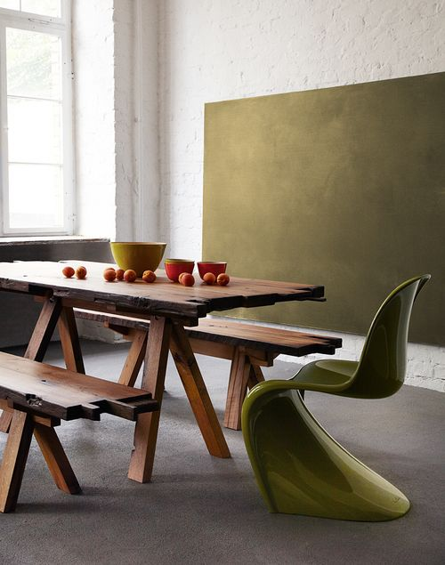 irold mobel styling nici theuerkauf photo anne deppe interior loft vernerpanton green