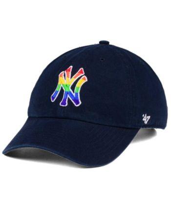 ea524880 47 New York Yankees Pride Clean Up Cap in 2019 | Products | Baseball ...