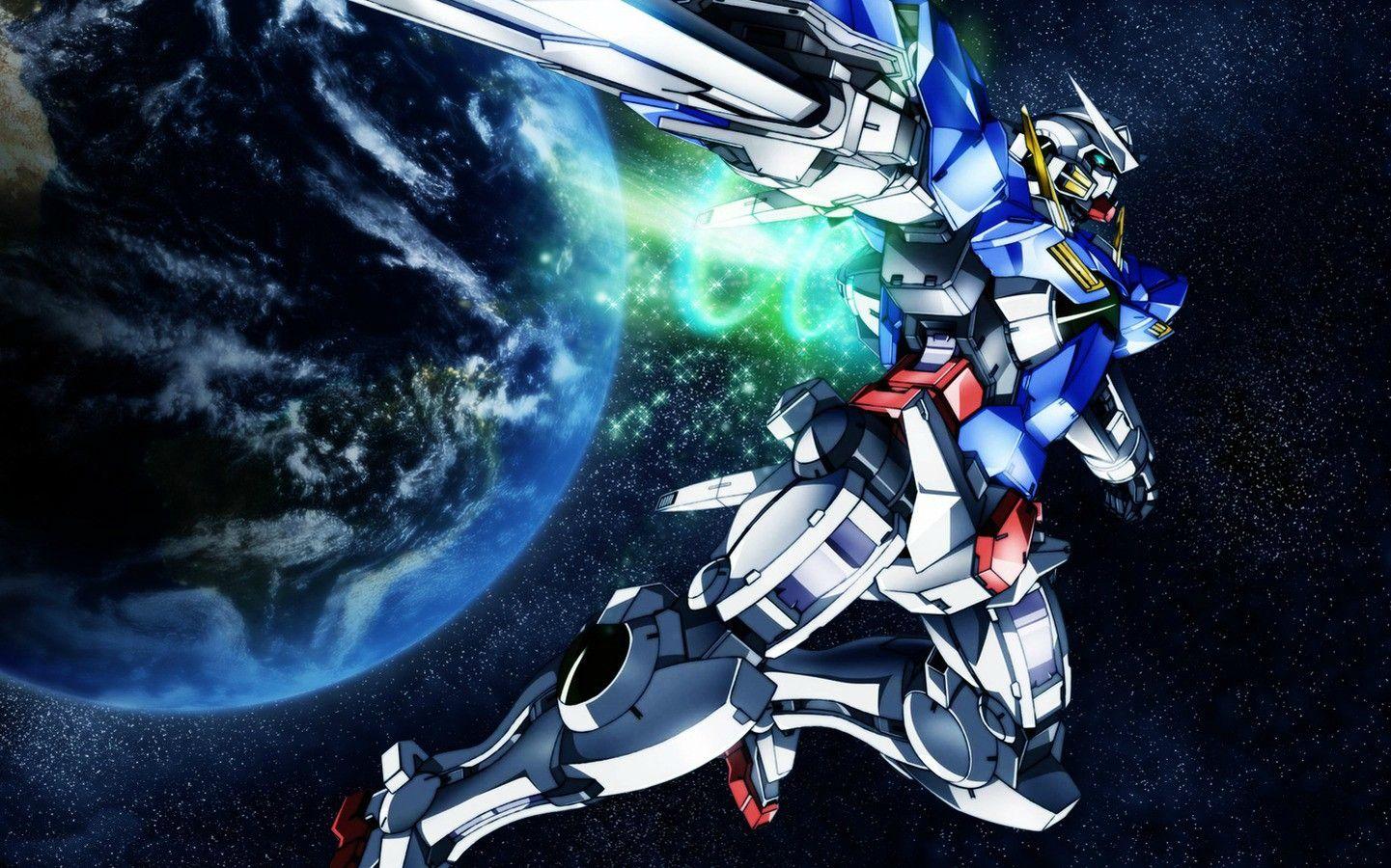 Gundam Exia Wallpaper Hd Wallpapers Gundam Wallpapers
