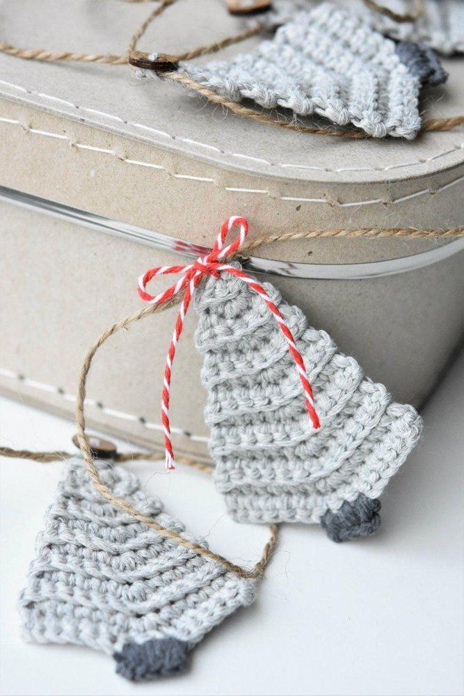 Christmas tree garland | Bordarstorming | Pinterest | Noel, Deco ...