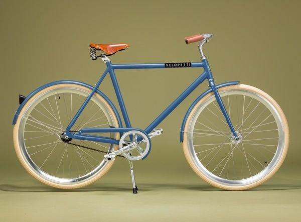 Veloretti Caferacer Azuurbauw Jpg 600 442 Retro Bike Bicycle