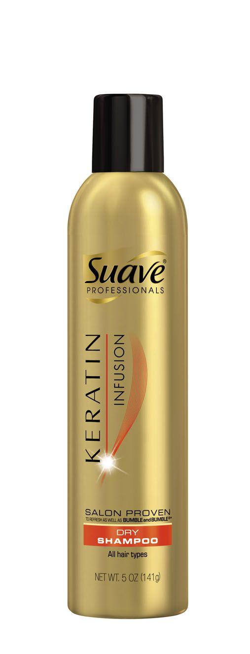 Refresh And Keep Hair Smooth Suave Keratin Hairstyle Beauty Styling Dryshampoo Suave Hair Products Shampoo Dry Shampoo