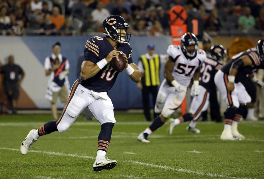 Is Trubisky The Savior That The Bears Have Been Waiting
