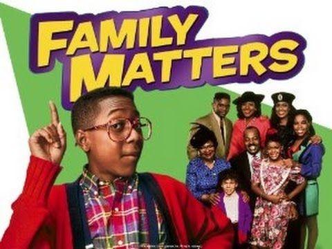 FAMILY MATTERS Christmas Special STEVE URKEL Full Episode 3D ...