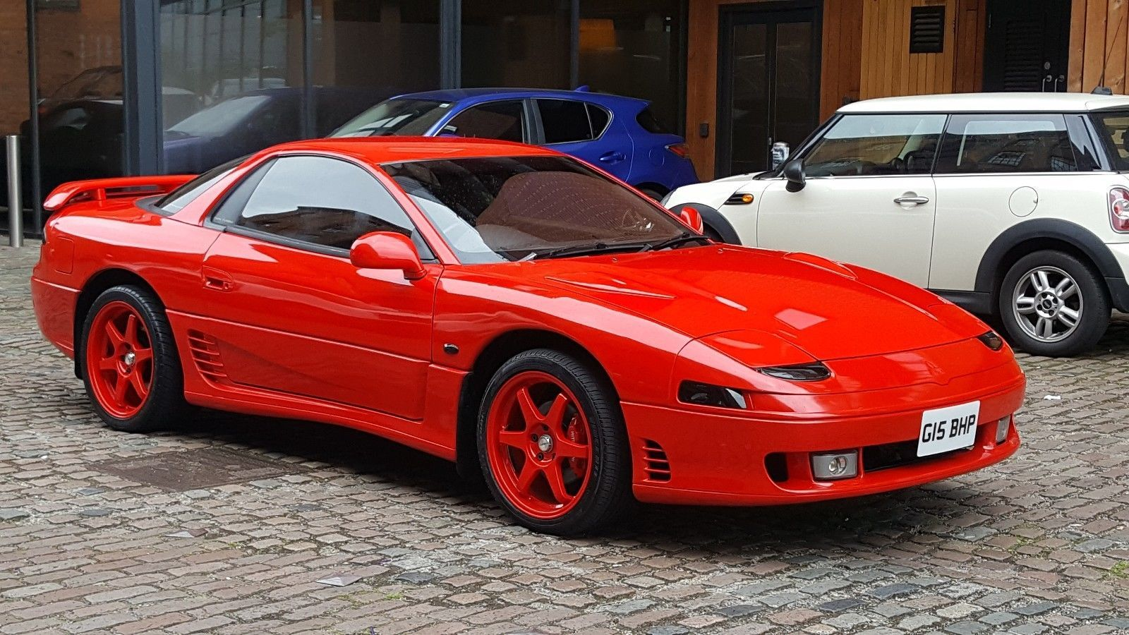Mitsubishi gto twin turbo
