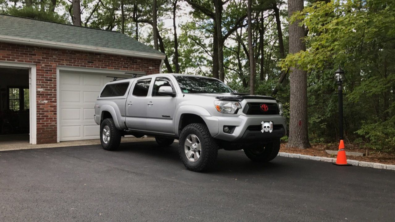 Post your Lifted Double Cab Long Bed