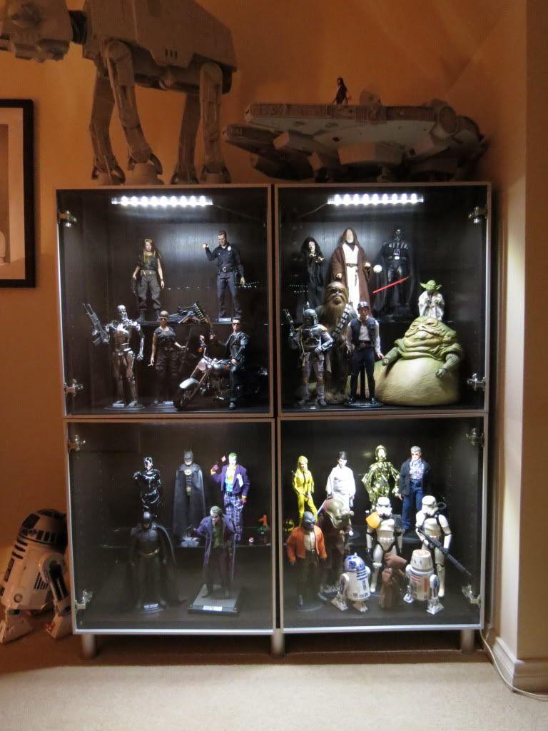 Star Wars Collectible Displays Pinterest Star Wars