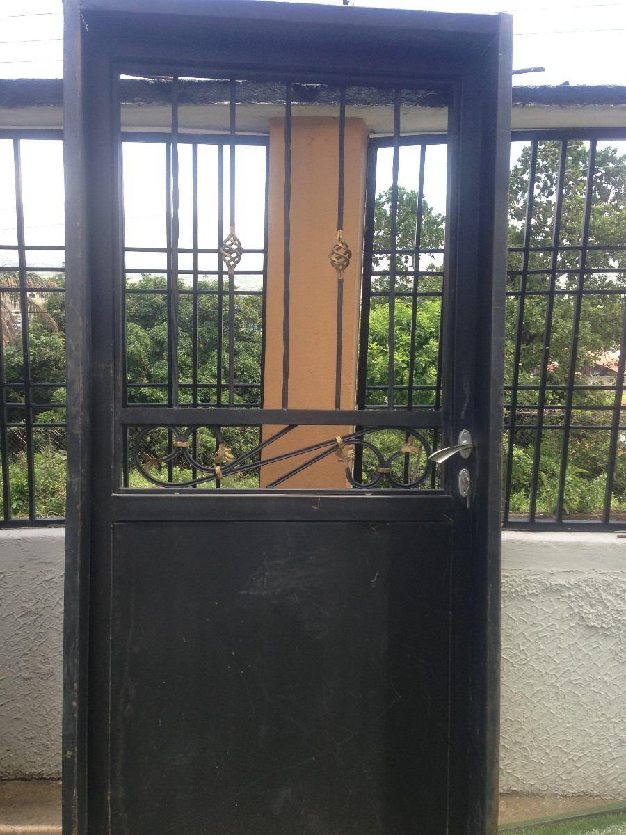 15 Puertas y ventanas de fierro
